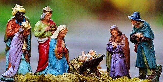 Christmas Nativity Figurines